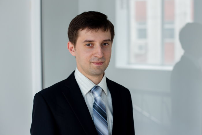 Exactpro management team in UK: Maxim Rudovsky