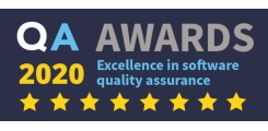 "<span>QA Financial's ""Automation Technology Project of the Year: Exactpro and R3""</span>"